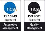 TS 16949 Registered, ISO 9001 Registered